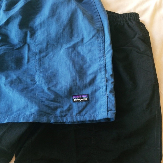 水陸両用、PATAGONIA MEN'S BAGGIES SHORTS。