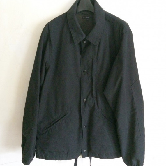 Engineered Garments 流コーチジャケット。「Ground Jacket Nyco Ripstop」