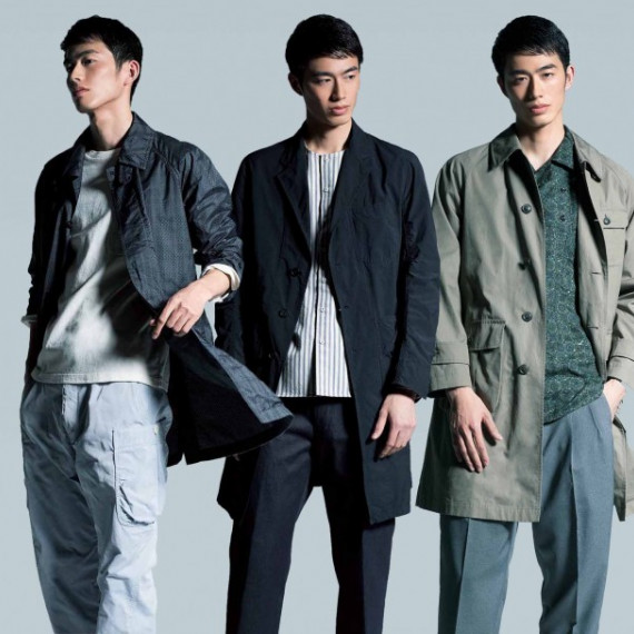 All about Spring Coat【The Gentlemen Makers 2017Spring】
